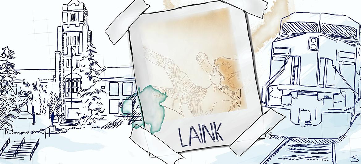 Laink is Strange
