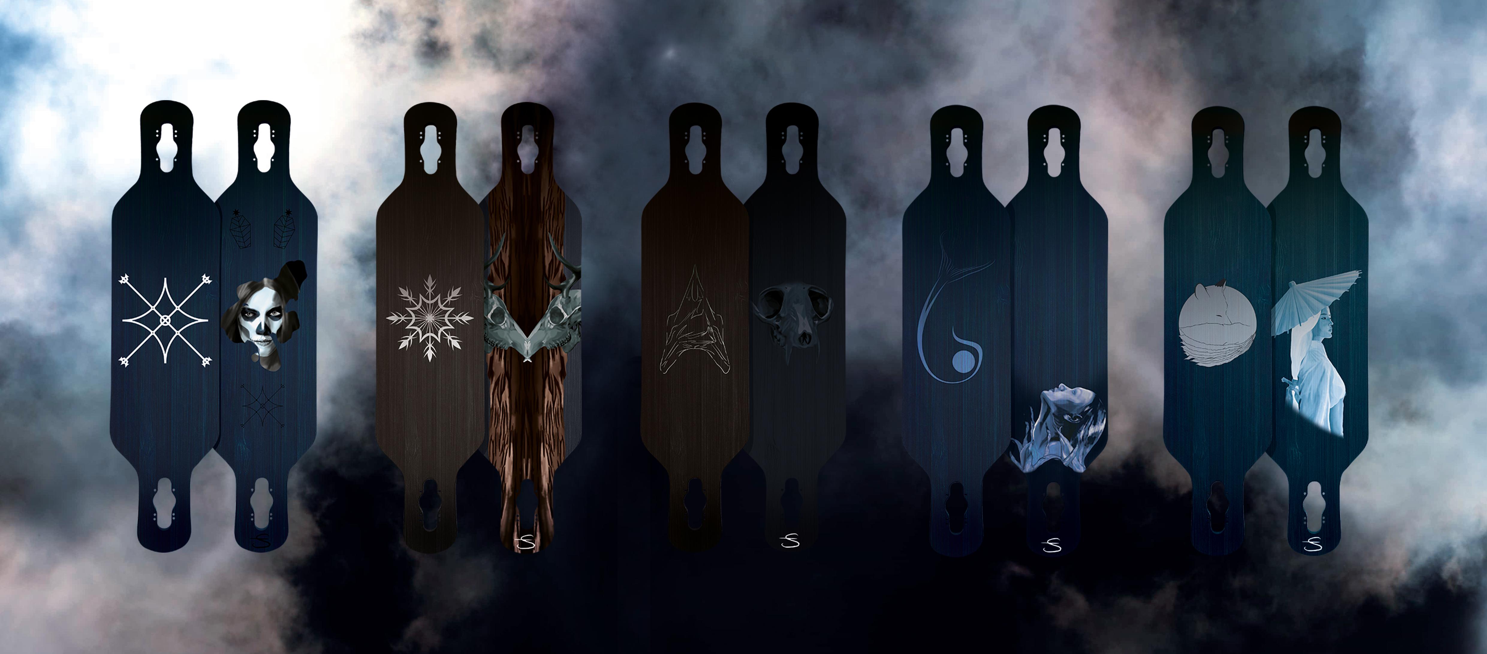 Mystical Collection complète