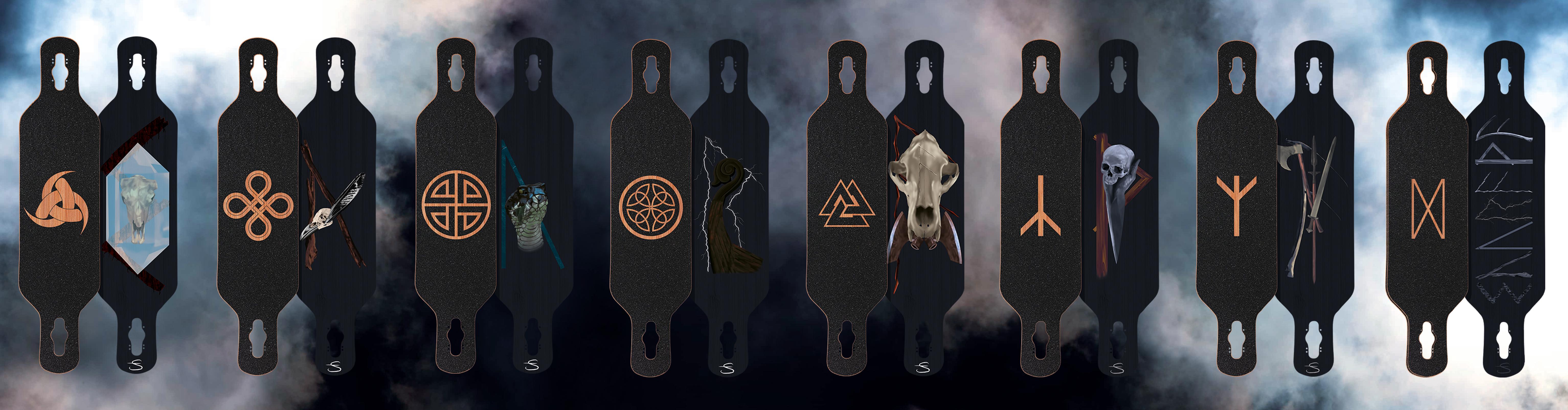 Runes Collection complète